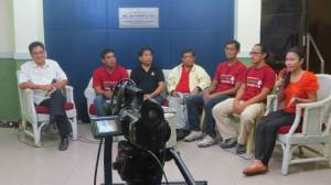 Haribon Foundation officers and personnel guesting  our CATV show over Channel 8, Skycable